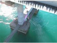 Metalizing a bridge